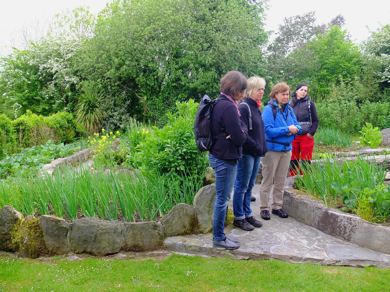 Irland Gartenreisen Privatgarten