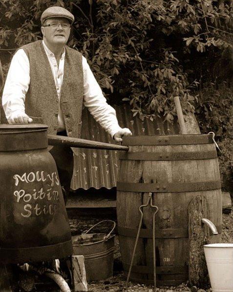 Irland Gartenreisen Molly Gallivans Destillation