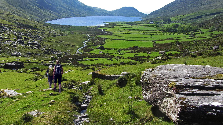 Irland Wanderlust Wandern