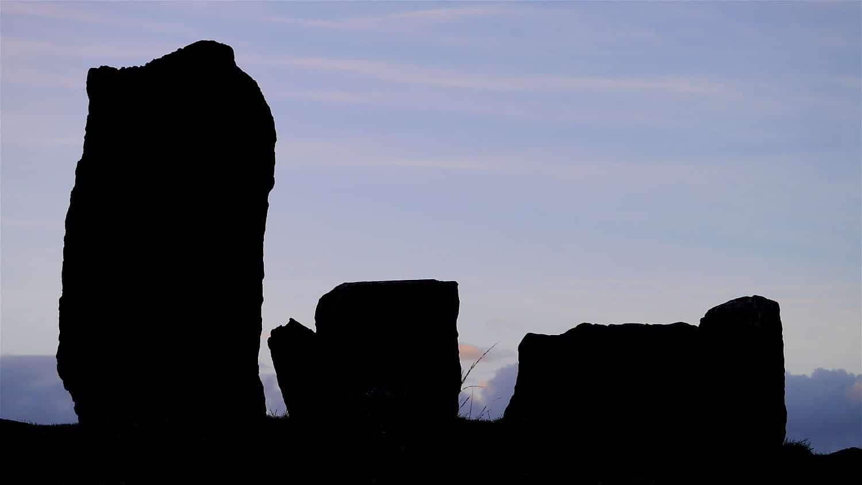 Wanderlust Irland Wanderwoche Steinkreis
