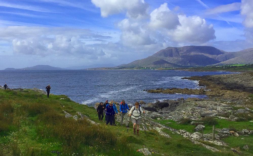 Wanderlust Irland Wandern Shot Head