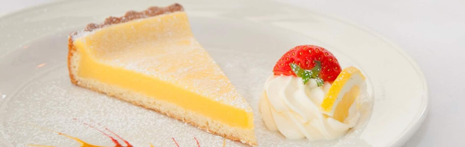 Wanderlust Irland Westlodge Dessert