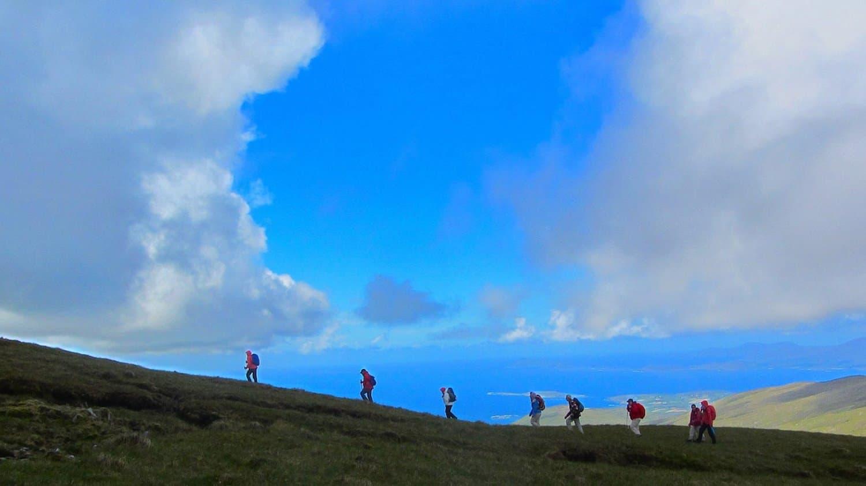 Irland Bergwandern Wanderlust
