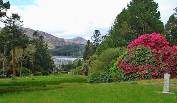 Wanderlust Irland Gartenwandern