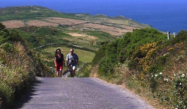 Wanderlust Irland Inselwandern