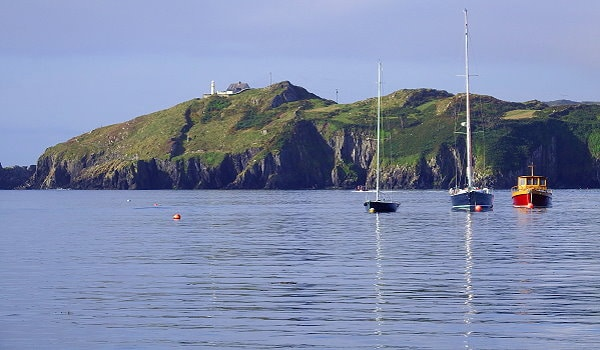 Irland Inselwandern Sherkin Island