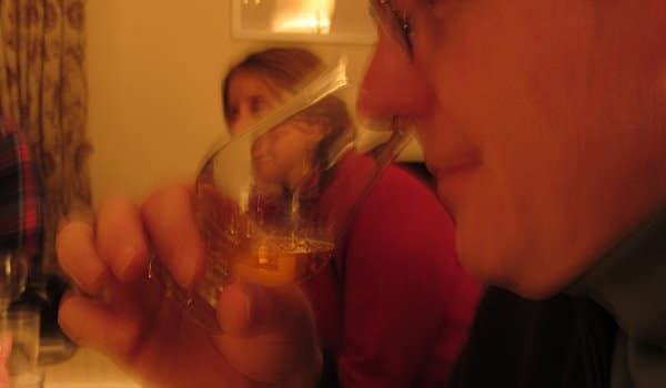 Wanderlust Irland Whiskeytasting