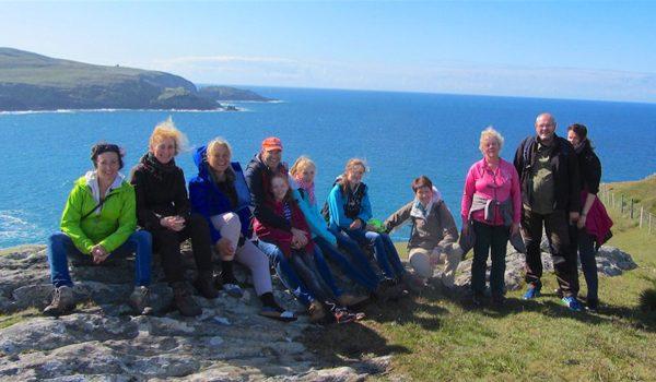 Wanderlust Irland Wandergruppe