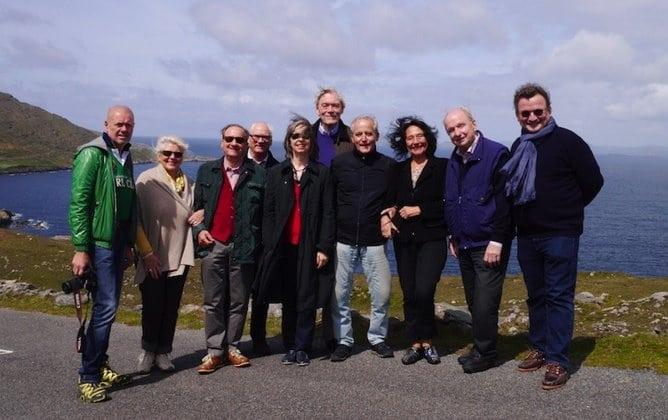 Wanderlust Irland Ärztegruppe