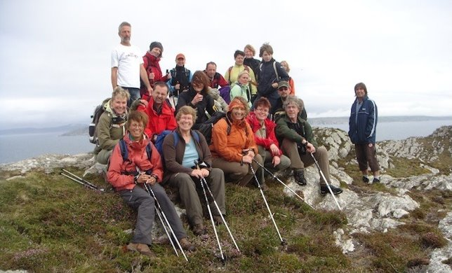 Wanderlust Irland Klattgruppe
