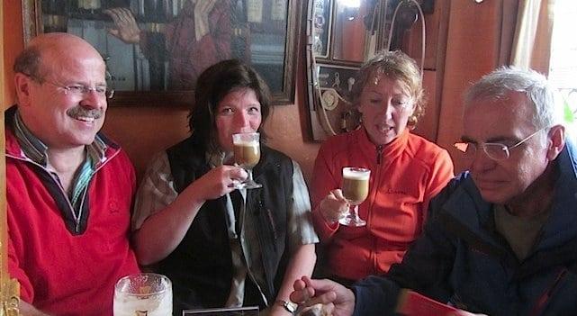 Wanderlust Irland Wanderwochen Gäste