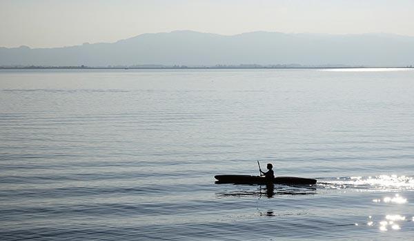 Wanderlust Irland Aktivreisen Kajak