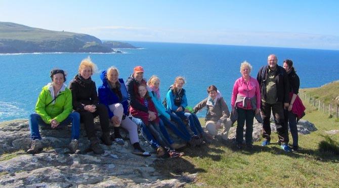 Wanderlust Irland Gruppenreise
