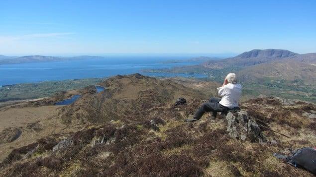 Wanderlust Irland Berg-Wandern