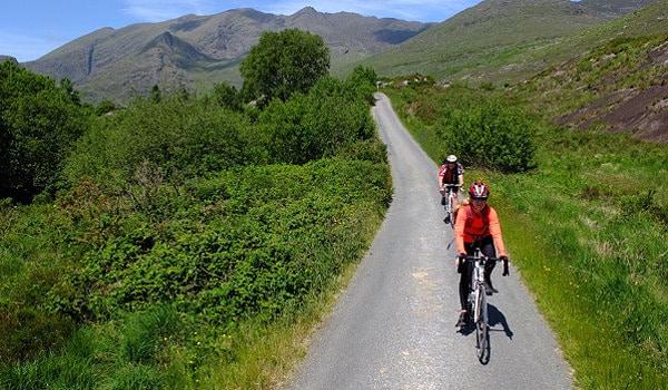 Irland Aktivferien Rad fahren