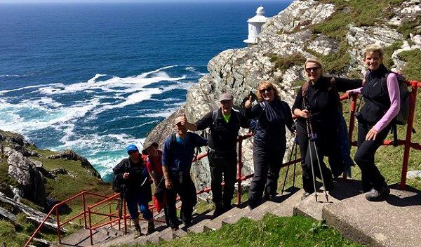 Aktivferien Irland Sheeps Head Leuchtturm