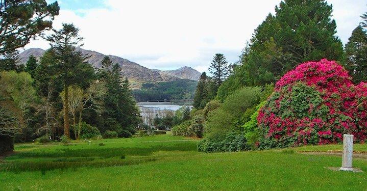 Irland Gartenreisen Derreen Garden