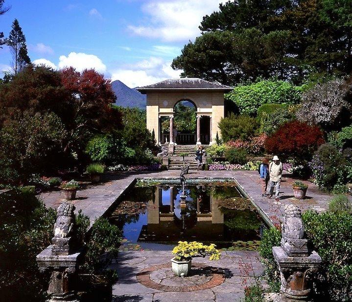 Irland Gartenreisen Garinish Island