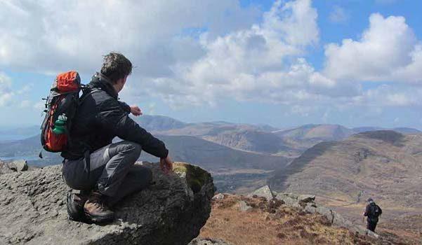 Wanderlust Irland Bergwandern