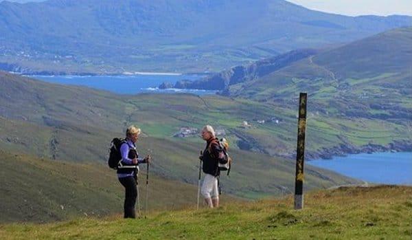 Irland Inselwandern Dursey Island