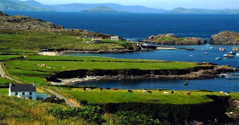 Wanderlust Irland Wandern
