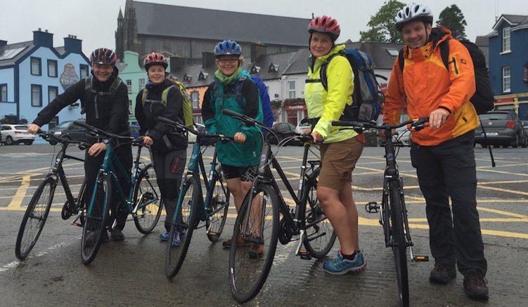 Irland Aktivferien Radfahren