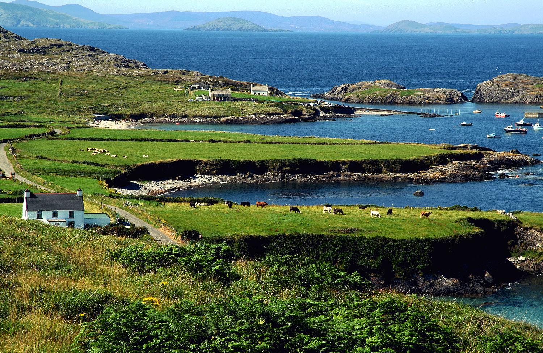 Lern-Urlaub in Irland