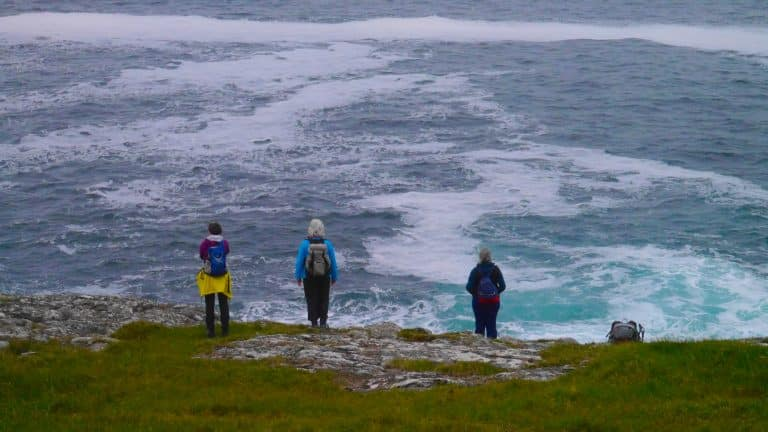Irland Natur Retreat Atlantik