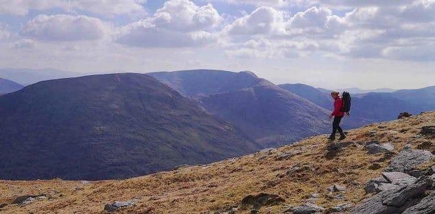 Irland Natur Retreat Geborgenheit Berge