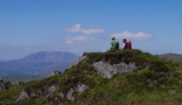 Retreat Irland Berge