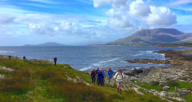 Wandern in Irland mit Wanderlust