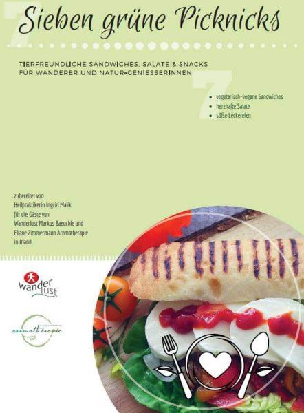 Wanderlust Kochbuch Sieben grüne Picknicks
