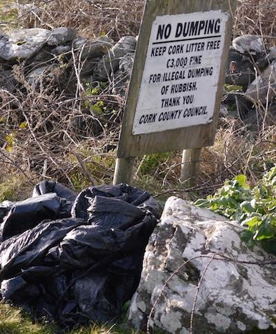 Wander-Ethik Irland