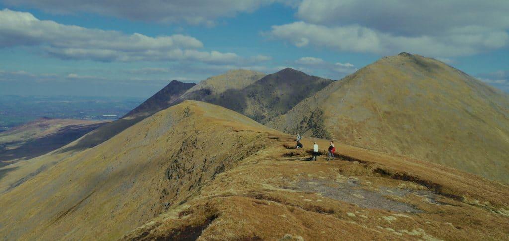 Irland Berge