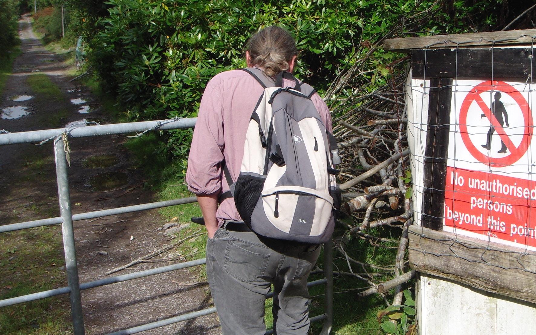 Irland Wander-Tipps (2): Vom Umgang mit Toren und Zäunen – Wandern ...