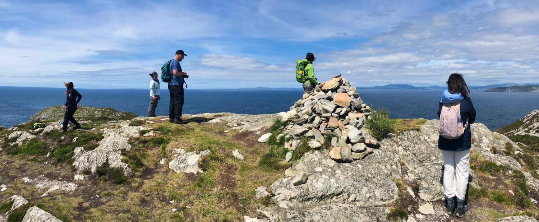 Wanderlust Markus Baeuchle Irland 2019