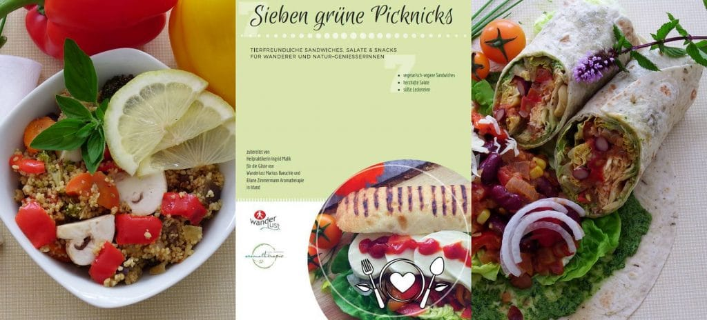 Wanderlust Irland Markus Baeuchle Kochbuch Picknicks