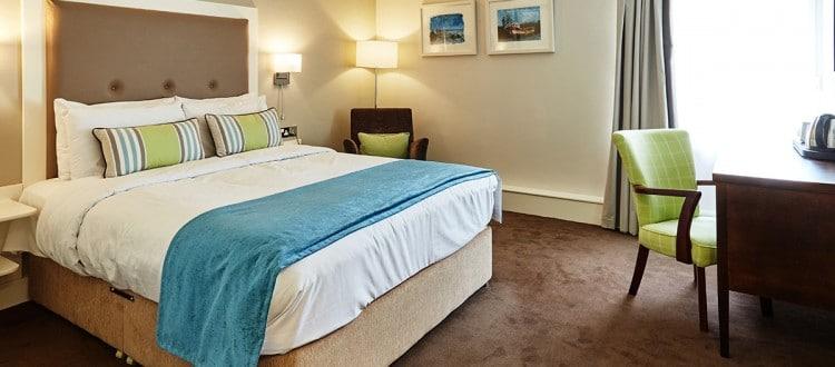 Wanderlust Irland Markus Baeuchle Westlodge Hotel Deluxe Room