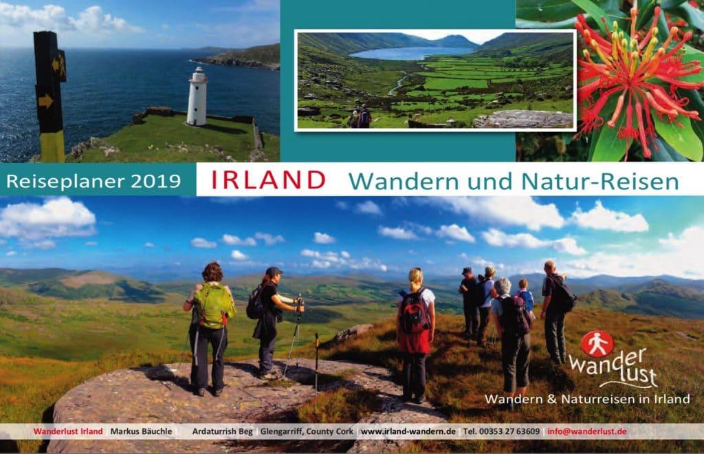 Irland Reiseplaner 2019