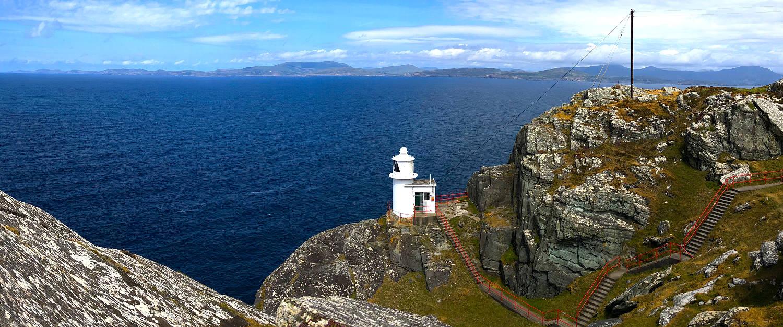 Wanderlust Irland Markus Baeuchle Sheeps Head Leuchtturm
