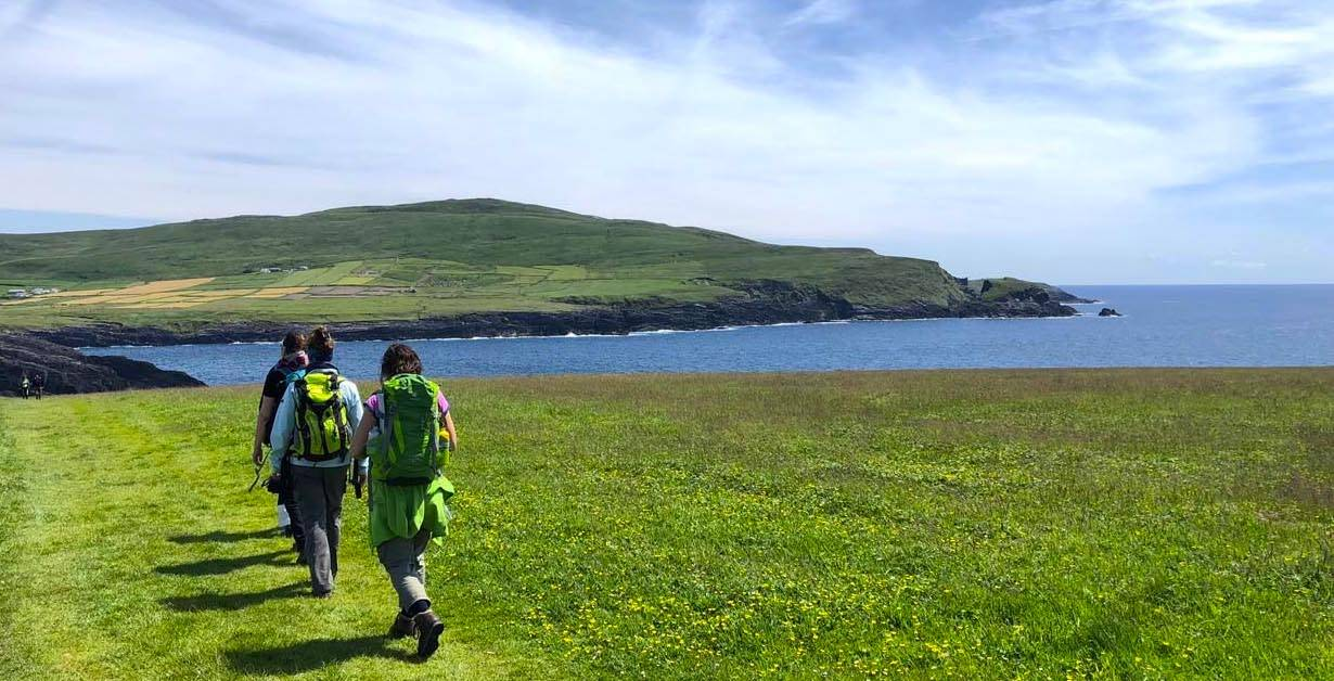 Wanderlust Irland Markus Baeuchle Wandern in Irland