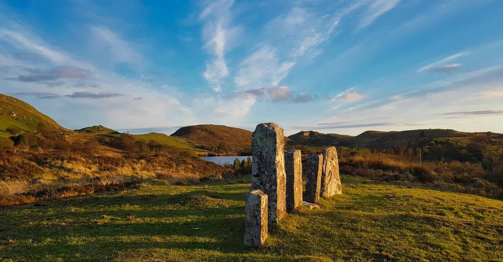 Wanderlust Irland 2020 Steinreihe