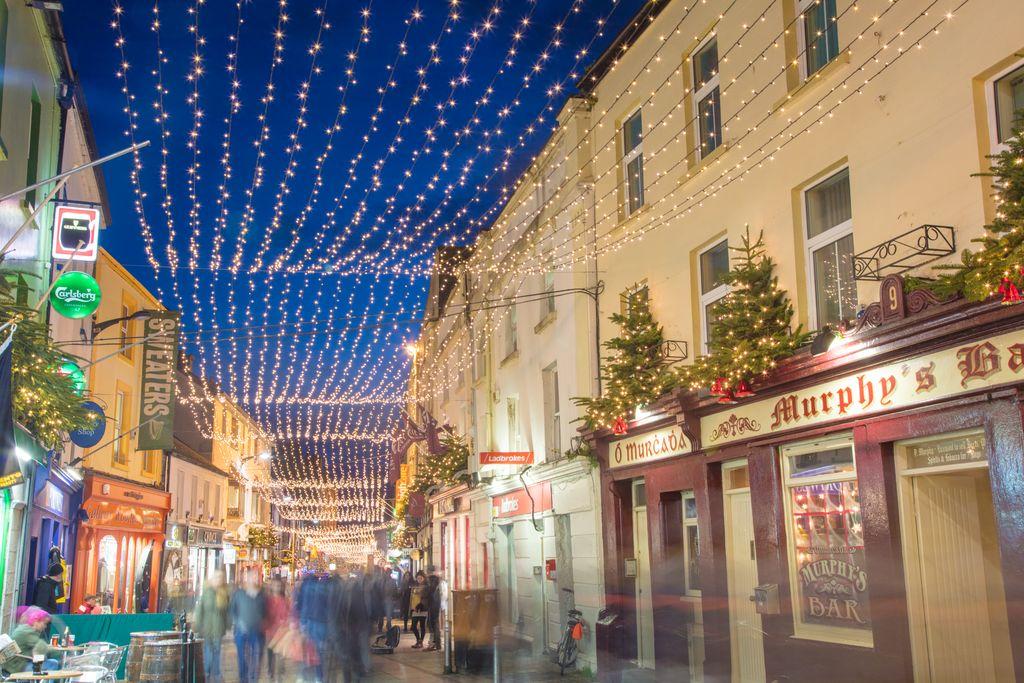 Christmas Irland